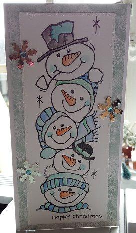 Crafts U Love: Create & Take: Snow Buddies