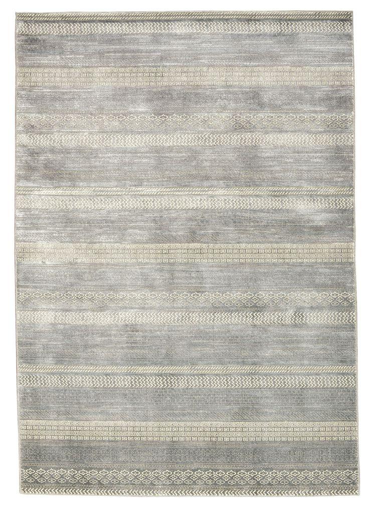 Delta Wool And Viscose Area Rug In Dolomite Design By Calvin Klein Hom |  BURKE DECOR