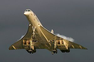 Aérospatiale-BAC Concorde ~ If you mention this plane today, nobody seems to know what you're talking about...