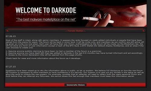 Απέφυγε τη φυλακή, ο hacker που πουλούσε Spam Botnet στο Darkode Forum - http://secn.ws/2cG12eJ - Ο Ryan Neil Green, 32, από τοPaducah, Κεντάκι, πήρε δύο έτη αναστολή και 50 ώρες κοινωφελούς εργασίας μετά την παραδοχή του για τη δημιουργία και την πώληση ενός spam botnet στο κακόφημο Darkode hacking φόρουμ. Σύμφωνα