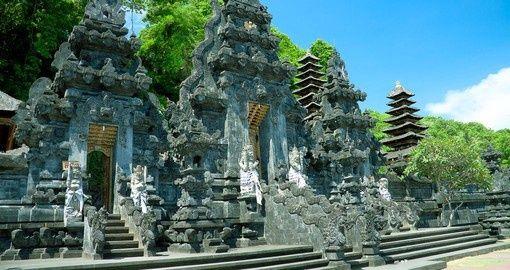 Bat Temple in Lawah |Bali