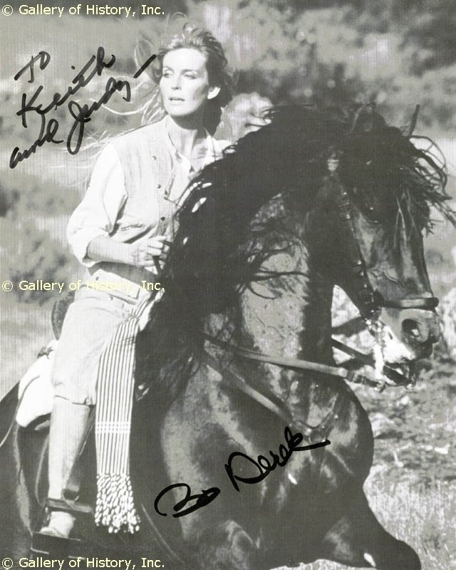 Bo Derek (born Mary Cathleen Collins; November 20, 1956)