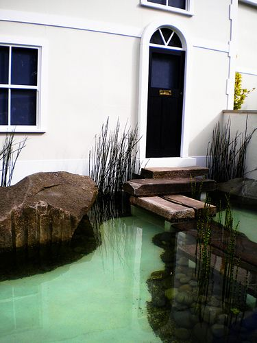 350 best groovy entryways images on pinterest for Koi pond builders mn