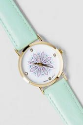 Blossom Mint Watch