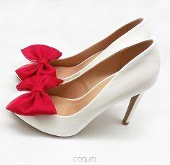 Raspberry Bow