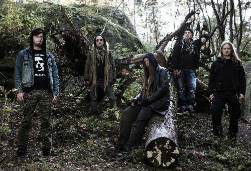 """KUOLEMANLAAKSO – FINNISH DEATH DOOMSTERS UNLEASH NEW ALBUM """"TULIJOUTSEN"""""""