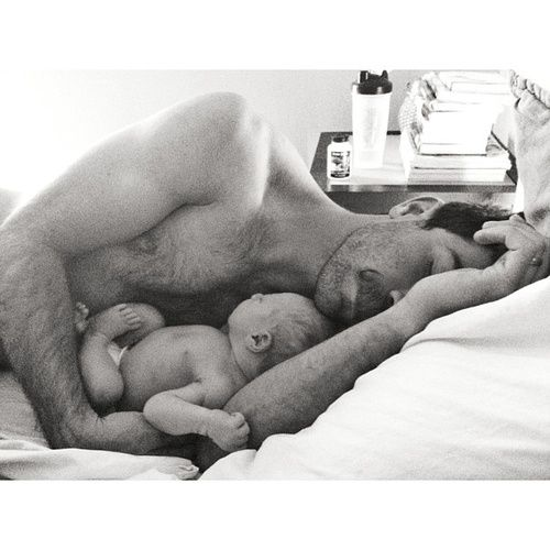 Love this can't wait to have moments like these with my hubby becoming a father :):