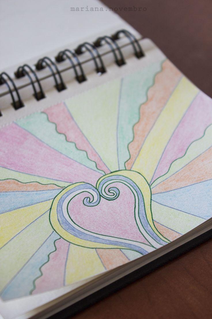 * radiating *  ilustração: Mariana Reis