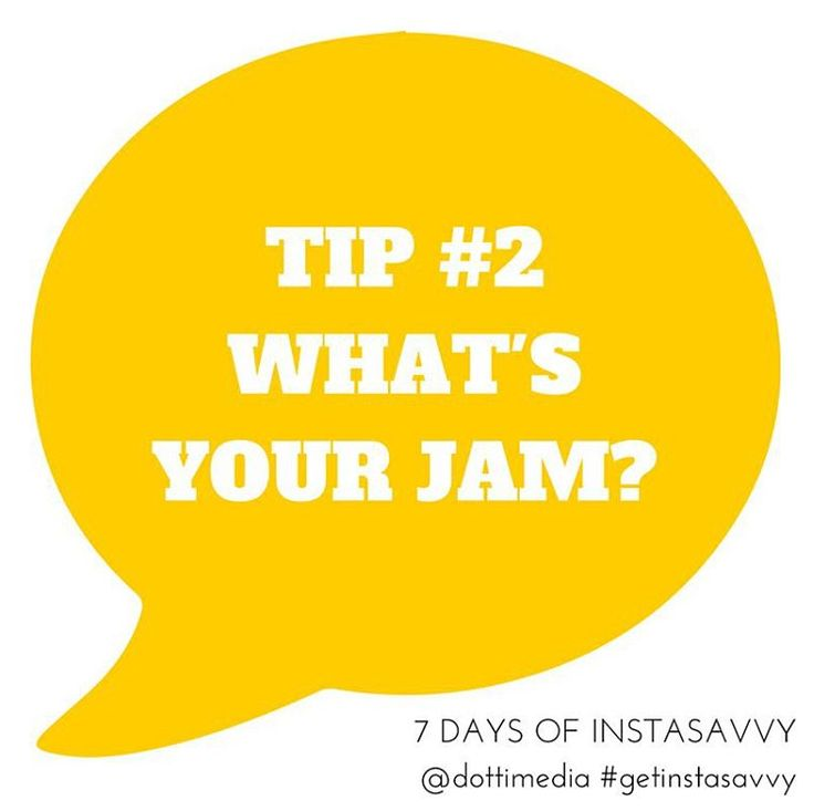 #7DaysofHashtagSavvy DAY 2: What's your jam? 1. When it comes to hashtags you want to connect with people who are interested in what you do. 2. Give your business a broad brushstroke in one work describe what you do... 3. Going broad rather than super niche will help more people find you. 4. Add your industry or jam hashtag to the hashtags you use on a regular basis! We want you to start using better hashtags with your Instagram account!
