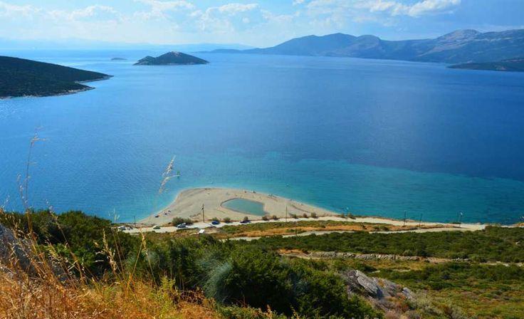 Η Εύβοια στα 10 καλύτερα μέρη του κόσμου για θαλάσσιο τουρισμό.