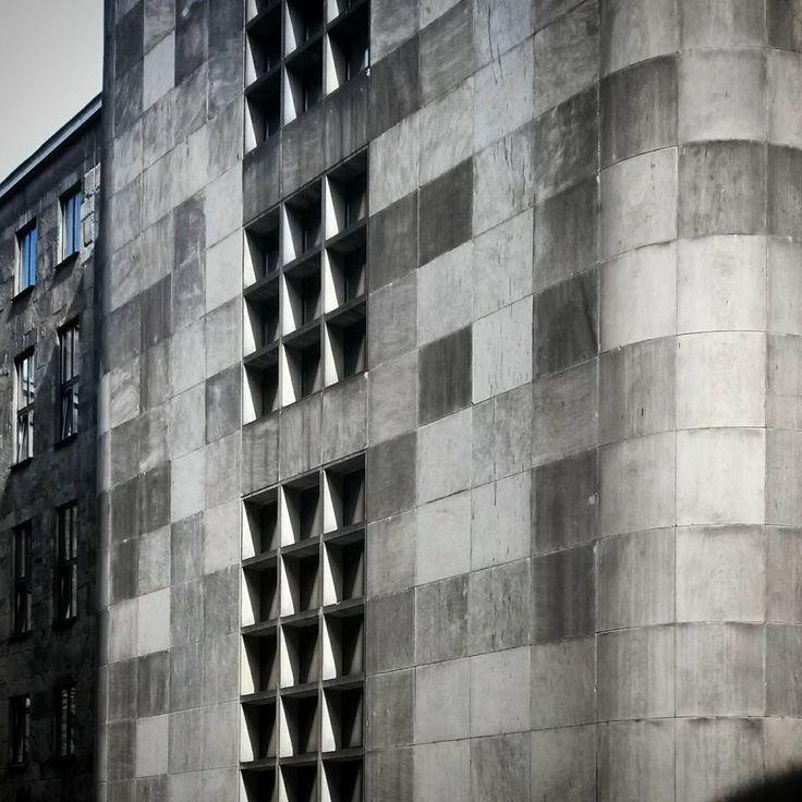 Warsaw, court, arch Bohdan Pniewski. 1936- 39