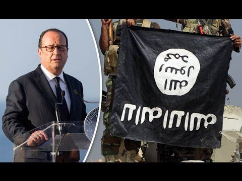 BREAKING : Hollande Calls For FRANCE To 'EMBRACE' ISLAM - TNTV