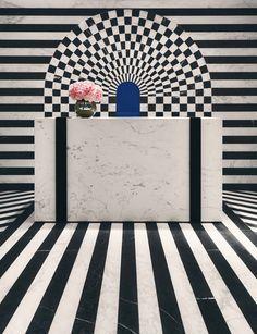 INTERIOR DESIGN PROJECTS| Aquazzura Flagship Store in London designed Casa do Passadiço |http://bocadolobo.com/ #interiordesignprojects #moderninterior