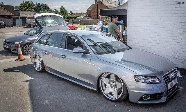 Audi A4 Avant sline Heavily Modified   Flickr – 相片分享!