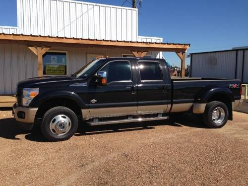 2011 F350 King Ranch Truck for Sale - For more information click image or see ad # 29149 on www.RanchWorldAds.com