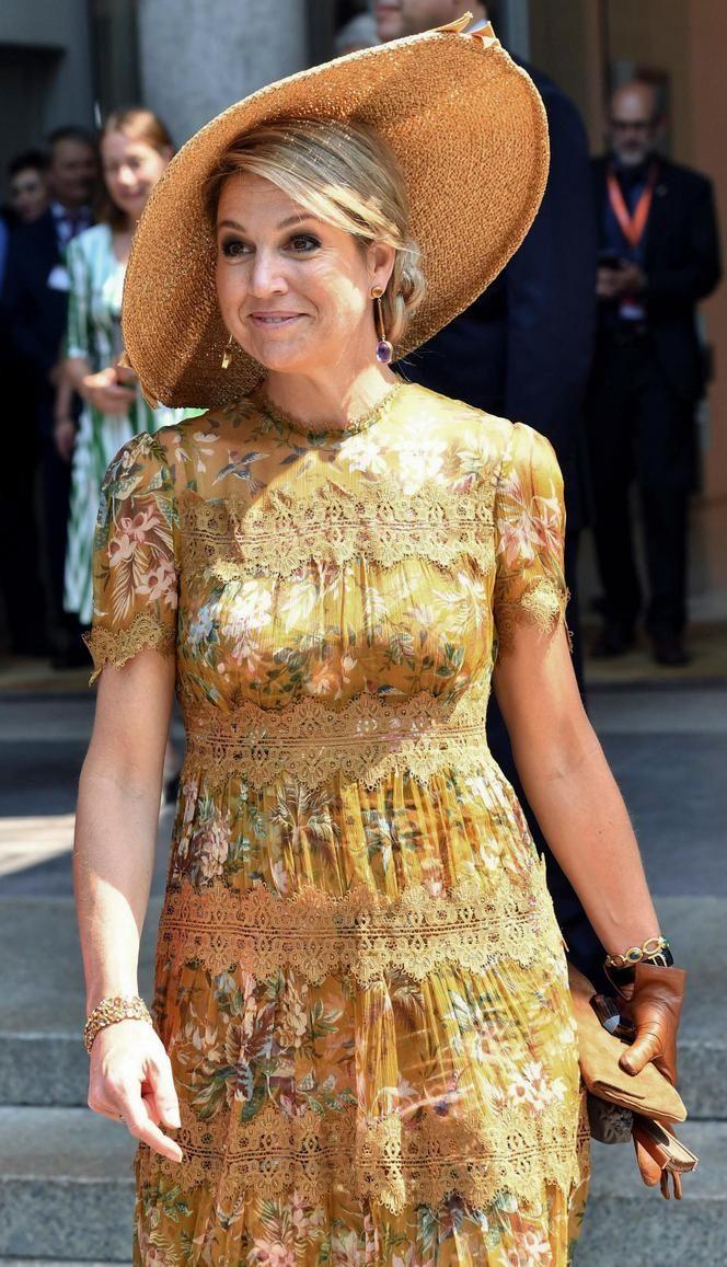 Italiaanse media lopen weg met koningspaar: 'charmant, goed gekleed en ze eten alles'