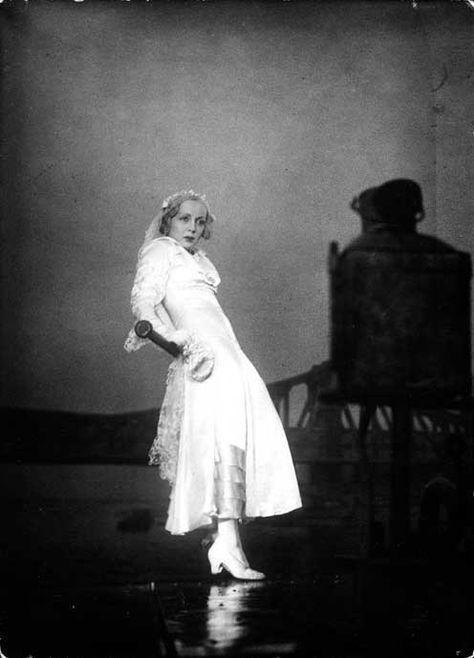 Jean Dasté in Jean Vigo's L'Atalante (1934).