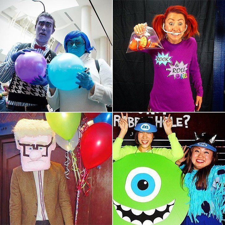 Every DIY Pixar Costume You Could Possibly Think of in 1 Place