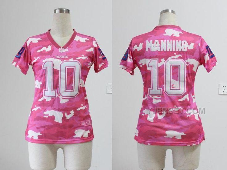 women 2012 new nfl jerseys new york giants 10 eli manning pink ... 2e6571dc5