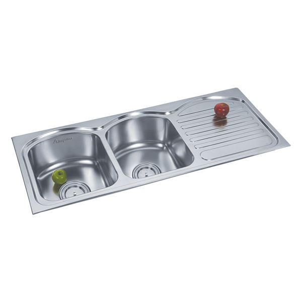 Buy Double Sink 313 in Sinks through online at NirmanKart.com
