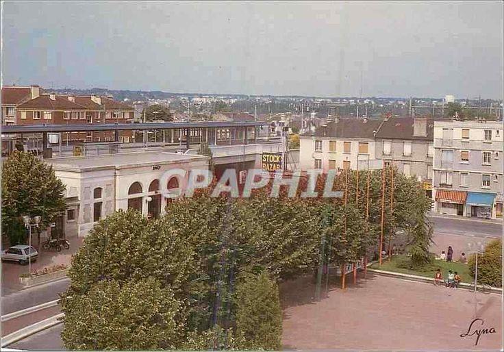 CPM Sartrouville (Yvelines) Place de la Gare   Collections, Cartes postales, France: Ile-de-France   eBay!