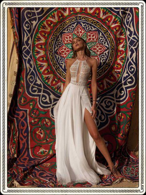 Свадебные платья в стиле бохо, рустик, прованс - фото ...