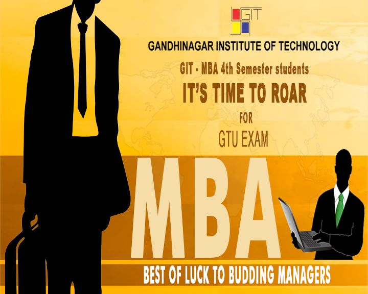 Gandhinagar Institute of Technology wishes you all, the VERY BEST WISHES for your upcoming  #GTU Exams.  If you THINK you can do it, you can. If you BELIEVE you can do it, you will. If you TRUST you can do it, YOU WILL MAKE A DIFFERENCE  Come out with FLYING COLORS OF SUCCESS...!