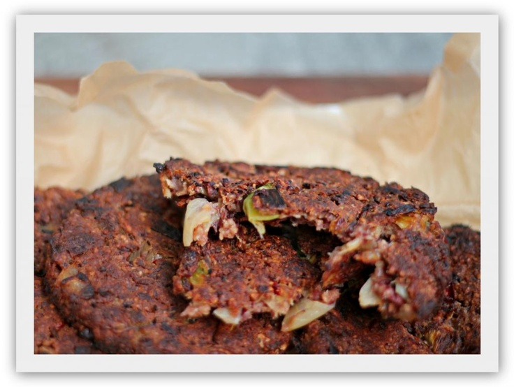 Himmelsk gode veganske burgere - må prøves! (En helseblogg om jakten etter en friskere...)