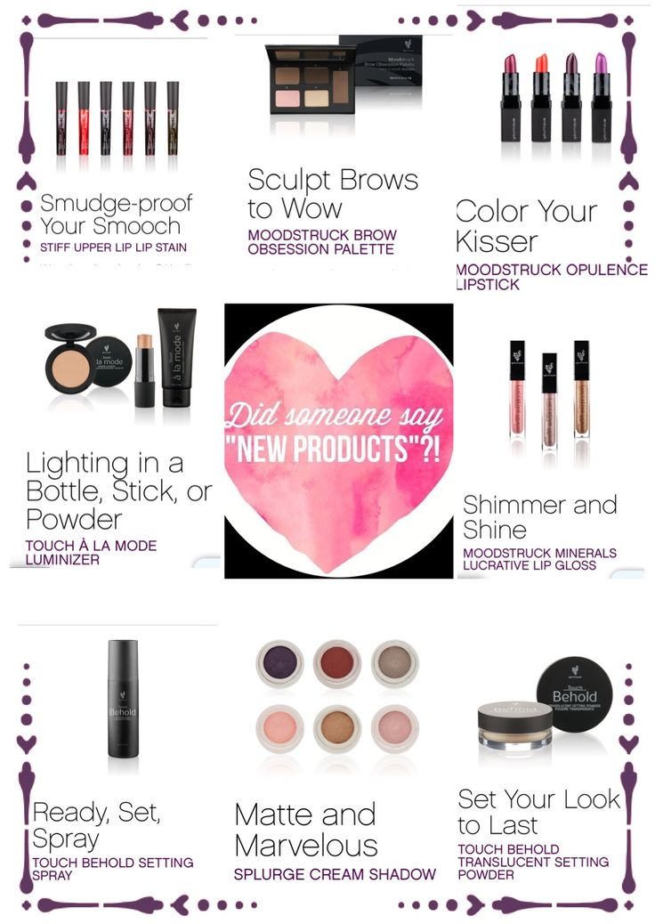 Younique 2017 new products