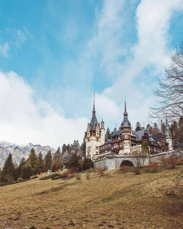 IL CASTELLO DI PELES, TRANSILVANIA, ROMANIA