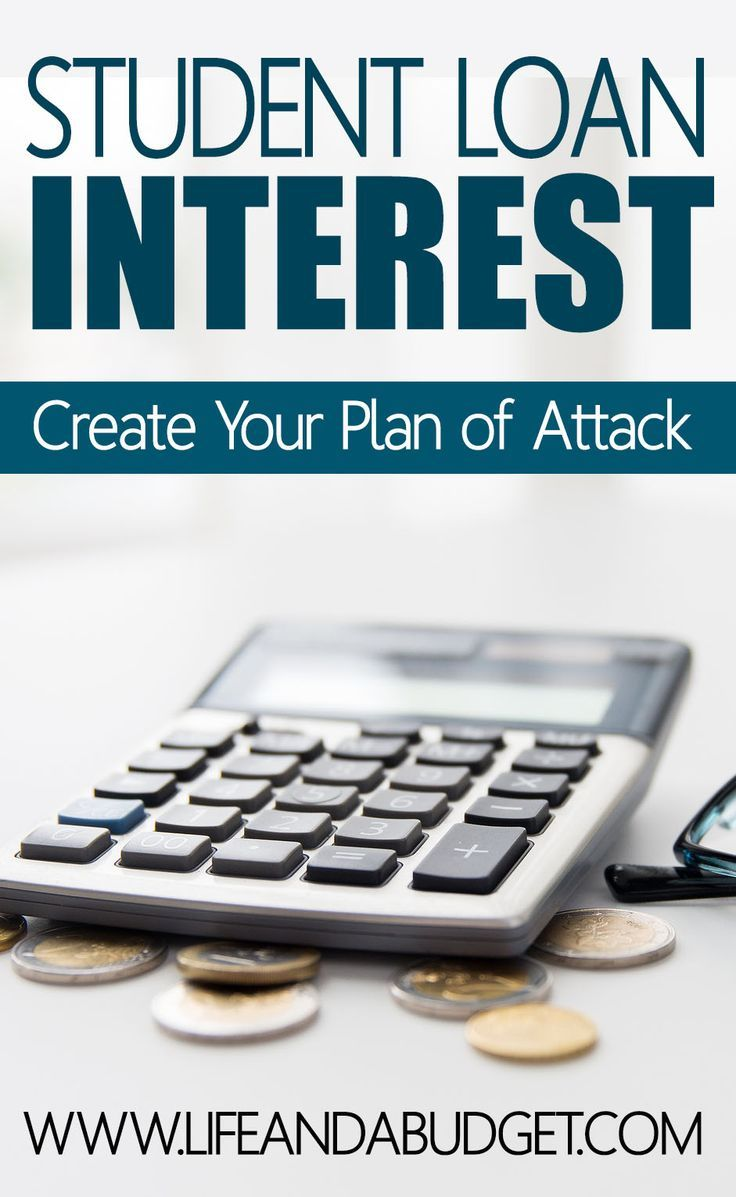 Does it feel like you can't get rid of your student loans no matter how hard you try? Well, you have to put up a good fight against student loan interest! This article will show you a plan of attack to help get rid of your student loan debt faster.
