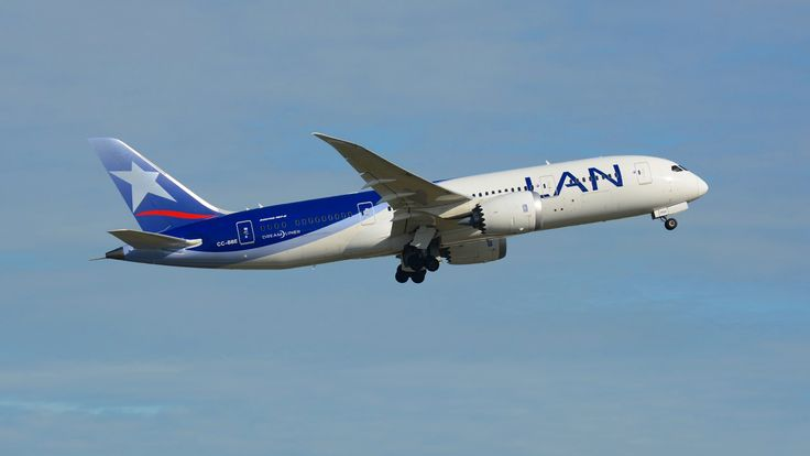 View, download, comment, and rate this 2560x1440 CC-BBE 787-8 Dreamliner LAN Airlines Wallpaper - Wallpaper Abyss