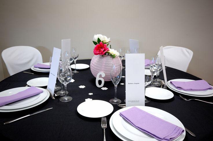 Centre de taula amb fanalet. Estil vintage. www.eventosycompromiso.com