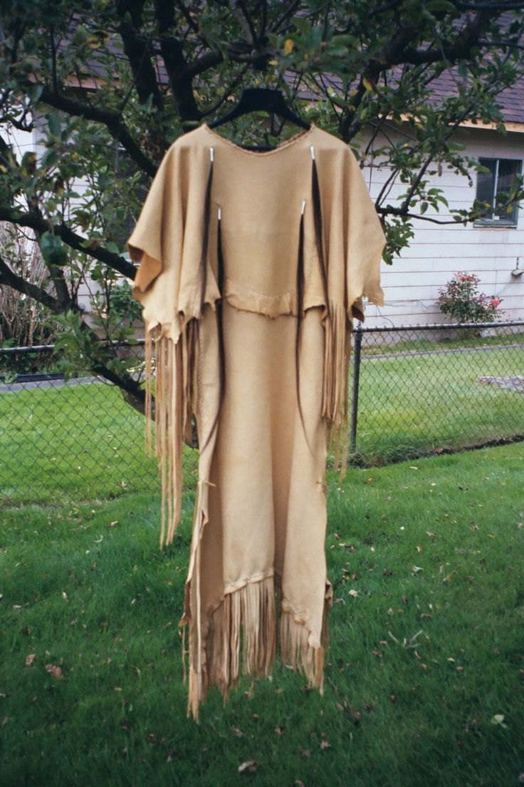 """Cherokee Indian Women Clothing 