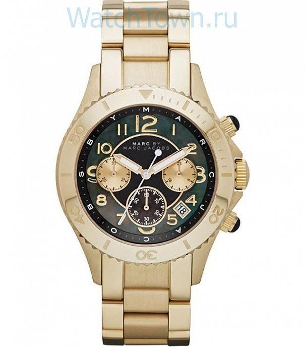 Женские наручные часы MARC JACOBS MBM3253 в Москве. Купить американские часы MARC JACOBS MBM3253 (кварцевые) в интернет-магазине
