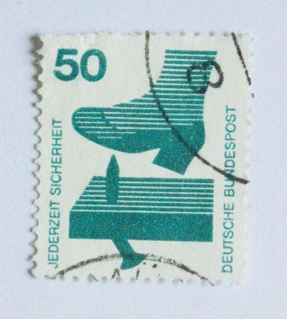 Briefmarke_Jederzeit Sicherheit