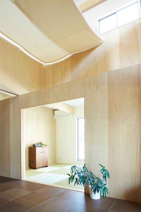House S, Saitama Prefecture, 2013 - Hiroyuki Shinozaki Architects