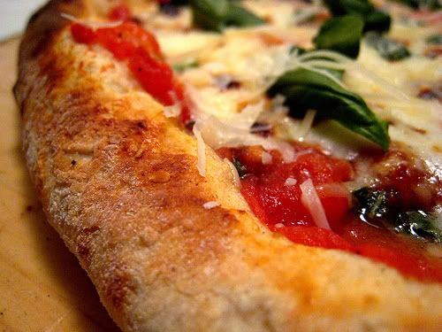 Pizza Hut Crust Clone Recipe - Breadmachine | You know everything that goes into this one. God only knows what is in Pizza Hut crust. I haven't tried this yet. It's in the bread machine as we speak.