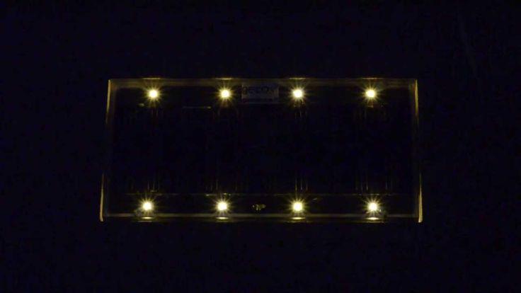 Il modello Geco Candle, riproduce le caratteristiche di una luce fiamma tipo candela, simula l'intermittenza della luce data dal vento.  **LUCI LED A RICARICA SOLARE**  www.gecoluce.it