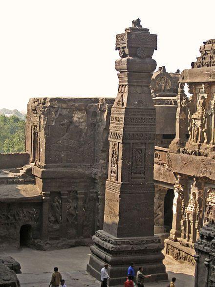 Kailasa temple, Ellora - Wikipedia, the free encyclopedia