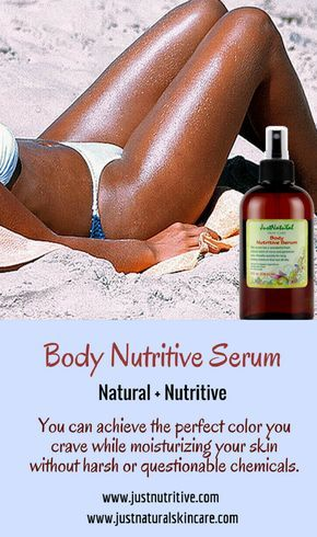 This is the best product I have ever used. My skin tans very easily, but during the winter months I get really pale. I noticed that when I am tan my stretch marks are less noticeable than when I don't and this serum is my favorite to help with tanning. I plan to use this body serum during the winter months to see how much my stretch marks will clear.