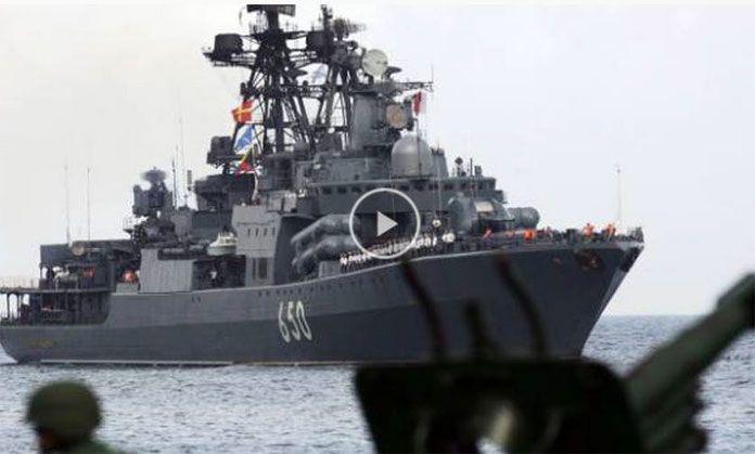 SEMANARIO BALUN CANAN: Manda Rusia buque a Venezuela para evitar golpe de...