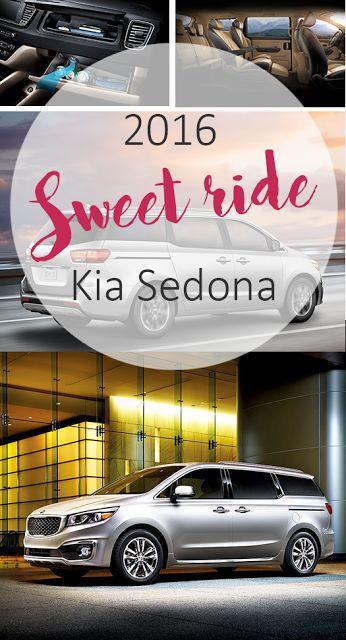 2016- Kia- Sedona- Minivan- Review- Sweet Ride- Sweet &Simple Mag
