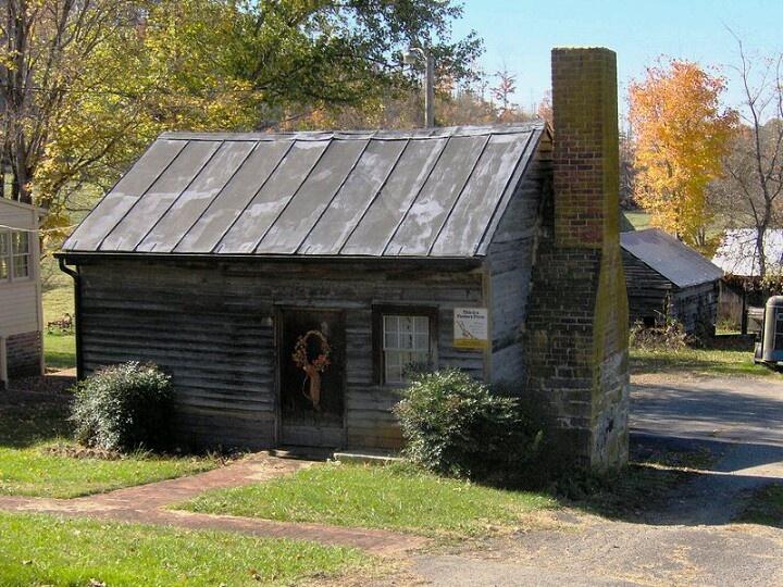 the front door96 best Our 1840s Cabin Plans  Progress images on Pinterest