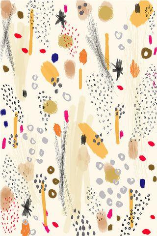 Image Via: Kitty Genius #Prints #Patterns