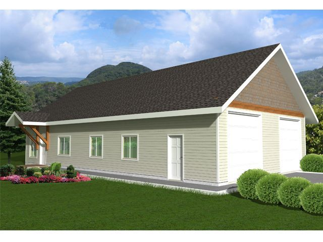 13 best images about pole barns on pinterest house plans for 4 car garage with apartment on top