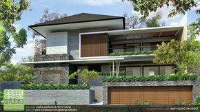 Residential - F1 House by yudho patrianto at Coroflot.com