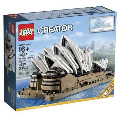 LEGO Creator Expert 10234 Sydney Opera House #deals