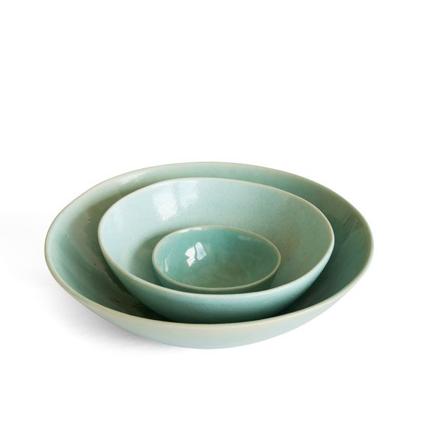 Mervyn Gers' new addition to the  Monochromatic range: Teal