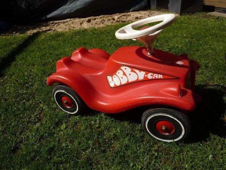 Rotes Bobbycar an Selsbstabholer. Das Fahrzeug ist funktionstüchtig und hat Gebrauchsspuren (siehe...,Bobbycar rot in Hamburg - Hamburg Schnelsen